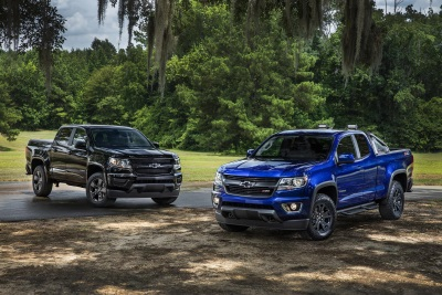 2016 CHEVY COLORADO SPECIAL MODELS DRESSED TO IMPRESS