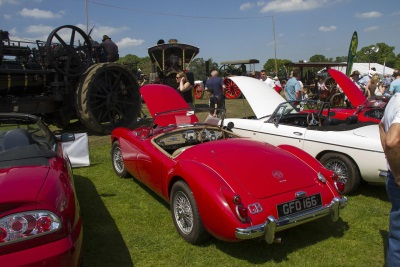 OVER 180 CLASSIC CARS EXPECTED AT FAWLEY HILL CONCOURS D'ELEGANCE