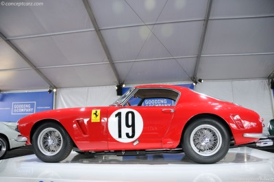 The Pebble Beach Auctions Presented By Gooding & Company Generates Over $129 Million – Sets New Two-Day Sale Record For The Auction House