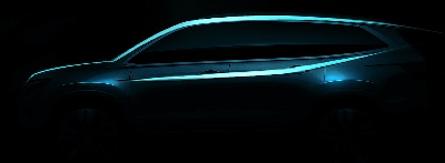 ALL-NEW 2016 HONDA PILOT SUV TO MAKE GLOBAL DEBUT AT 2015 CHICAGO AUTO SHOW