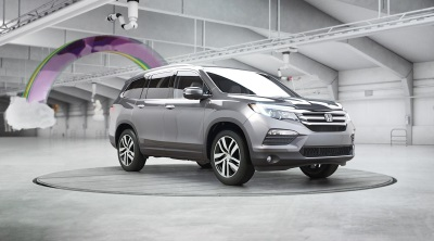 ALL-NEW 2016 HONDA PILOT BOASTS VERSATILITY AND PREMIUM FEATURES THROUGH CREATIVELY ARRESTING ADVERTISING CAMPAIGN