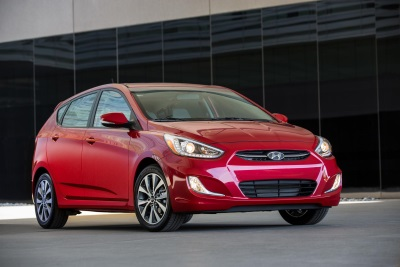 2016 HYUNDAI ACCENT HITS DEALERSHIPS THIS AUGUST