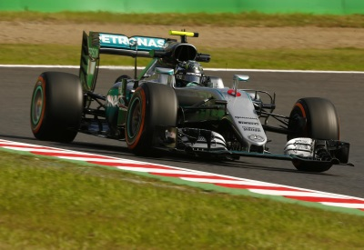 2016 Japanese Grand Prix - Sunday
