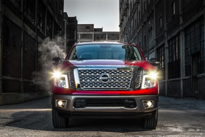 NISSAN RELEASES DETAILS OF UPCOMING ALL-NEW, HALF-TON TITAN PICKUP AT CHICAGO AUTO SHOW