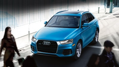 AUDI OF AMERICA SETS NEW OCTOBER RECORD ON SUV STRENGTH AND SEDAN DEMAND