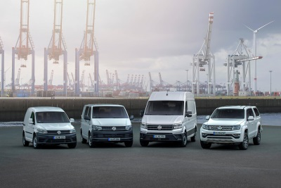 A SUCCESSFUL 2016: MORE THAN 480,000 VOLKSWAGEN COMMERCIAL VEHICLES DELIVERED
