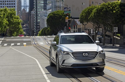 MAZDA CX-9 NAMED BEST MIDSIZE CROSSOVER SUV BY DIGITAL TRENDS
