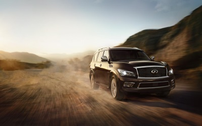 Infiniti Reports April Sales In The U.S.
