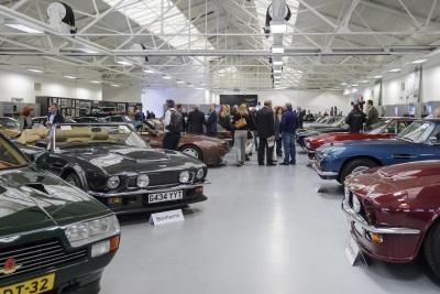 £5 Million Of Aston Martins Sold At Bonhams