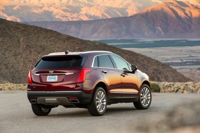 Cadillac Global Sales Rise 40.9% In April