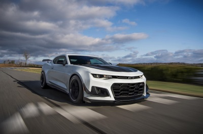 ZL1 1LE Extreme Track Package Leads 2018 Camaro Lineup