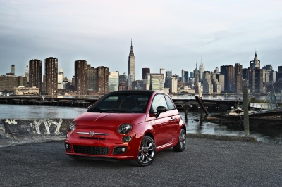 Fiat Brand Offers New Appearance Packages For 2017 Fiat 500