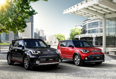 KIA INTRODUCES POWERFUL NEW SOUL 1.6 T-GDI AND UPDATES SOUL MODEL LINE-UP
