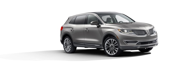 2017 LINCOLN MKZ, MKX NAMED TOP SAFETY PICKS BY INSURANCE INSTITUTE FOR HIGHWAY SAFETY
