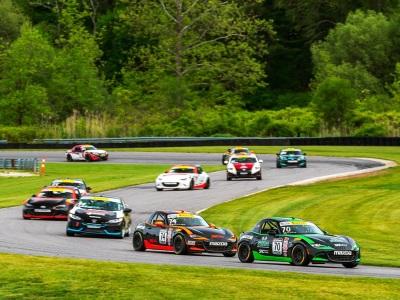 2017 Mazda Motorsports Pirelli World Challenge Mid-Season Review