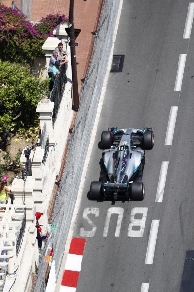 2017 Monaco Grand Prix - Sunday