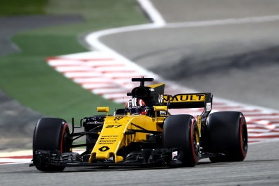 Renault Sport Racing – 2017 Formula 1 Gulf Air Bahrain Grand Prix, Sunday