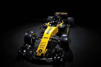 Renault Sport Racing Formula One Team – 2017 Formula 1 Gran Premio De España Pirelli Preview