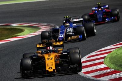 2017 Formula 1 Pirelli Spanish Grand Prix, Sunday