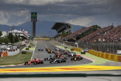 2017 Spanish Grand Prix – Sunday