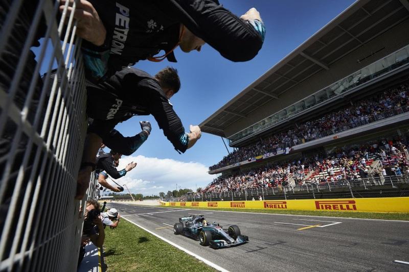 2017 Spanish Grand Prix – Sunday