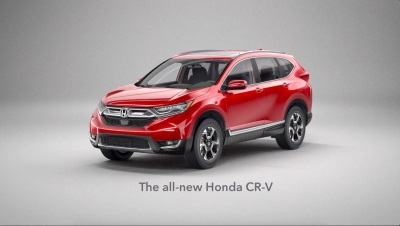 The Power Of Dreams: Honda Rolls Out The Red Carpet For America's Best-Selling SUV; Celebrating 20 Years Of CR-V