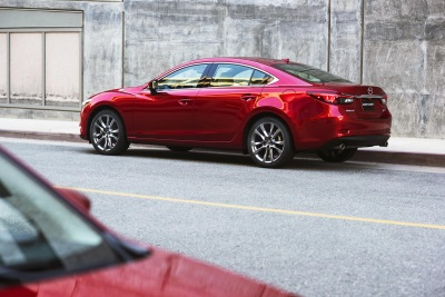 2017 Mazda6 Wins New York Daily News Autos Award For Best Family Car