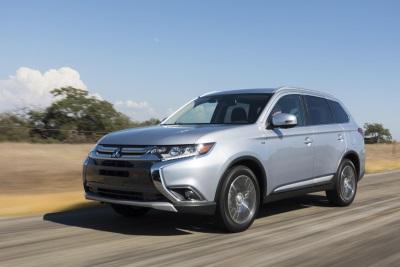Mitsubishi Motors Reports June 2017 Sales
