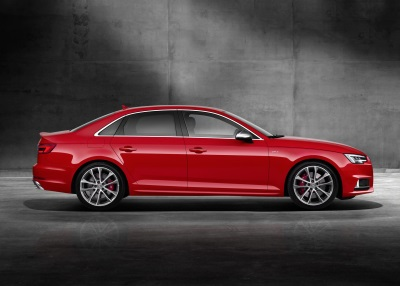 2018 Audi S4 Achieves A Class-Leading 0-60 MPH Time In Its Competitive Segment