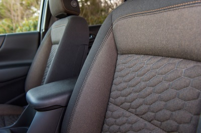 Stains Happen: 2018 Equinox Designed For Everyday Life