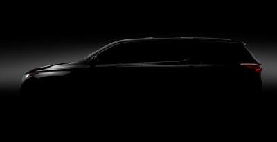 ALL-NEW 2018 CHEVROLET TRAVERSE TO DEBUT JAN. 9