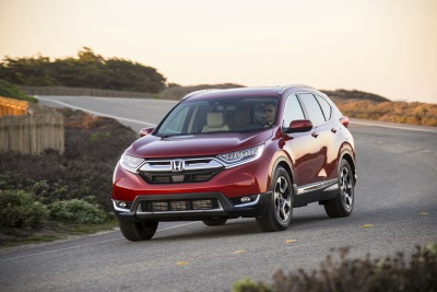 Ready To Defend Title As America's Best Selling SUV, The 2018 Honda CR-V Arrives At Dealerships