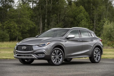 Infiniti Announces Pricing For 2018 QX30