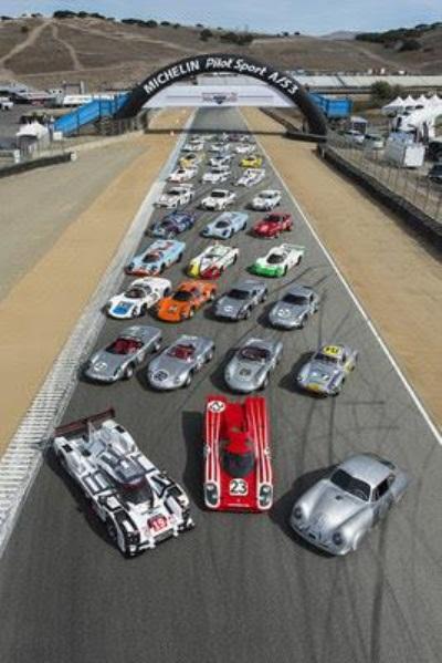 Porsche Announces Rennsport Reunion VI To Be Held September 2018