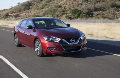 Nissan Announces U.S. Pricing For 2018 Maxima