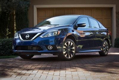 Nissan Announces U.S. Pricing For 2018 Sentra