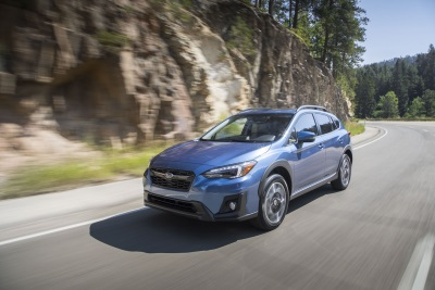 2018 Subaru Crosstrek And WRX Earn IIHS 2017 Top Safety Pick + Award