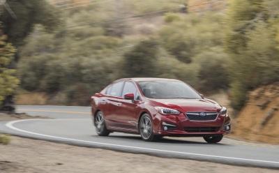 Subaru Of America Announces Pricing On 2018 Subaru Impreza Models
