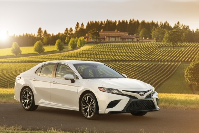 Ready For Launch: The Countdown Begins For The Highly Anticipated All-New 2018 Toyota Camry