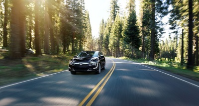 2018 Honda Clarity Plug-In Hybrid Achieves Class-Leading All-Electric Range