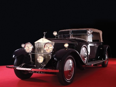 1925 Rolls Royce Phantom I Pictures History Value
