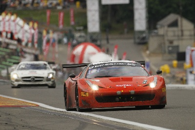TRIUMPH & DISAPPOINTMENT AT THE 24 HOURS OF SPA