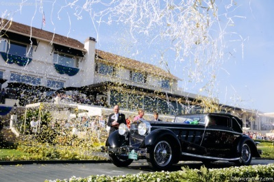 2015 Pebble Beach Concours d'Elegance Best of Show