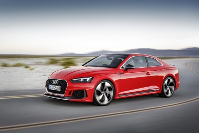 Audi Of America Launches Audi Sport Brand At 2017 New York Auto Show