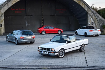 30 YEARS OF THE BMW M3 – THE STORY BEHIND THE LEGEND