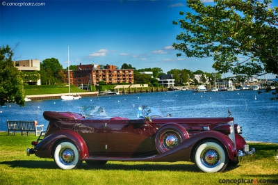Greenwich Concours : Best of Show American