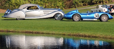 Horch 853 And Scarab Win The 19Th Annual Amelia Island Concours D'Elegance