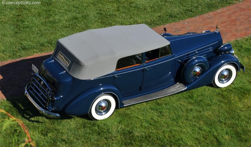 1937 Packard 1508