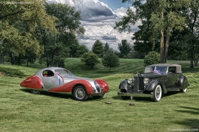 Concours d'Elegance of America : Best of Show