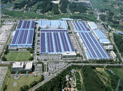 Hyundai Motor To Install South Korea'S Largest Rooftop Photovoltaic Power Plant At Asan Factory